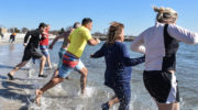 Sun shines on Mystic Aquarium's Seal Splash fundraiser