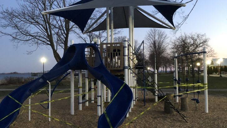 Mayor Rilling closes Cranbury Park, school properties due to groups congregating amid pandemic