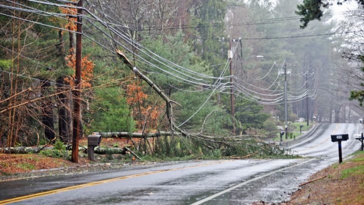 Eversource : Company Crews Working to Restore Power After Fierce Rain and Wind Storm Amid Ongoing COVID-19 Pandemic