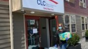 CLCreceives diapers from Mothers for Others for families in need