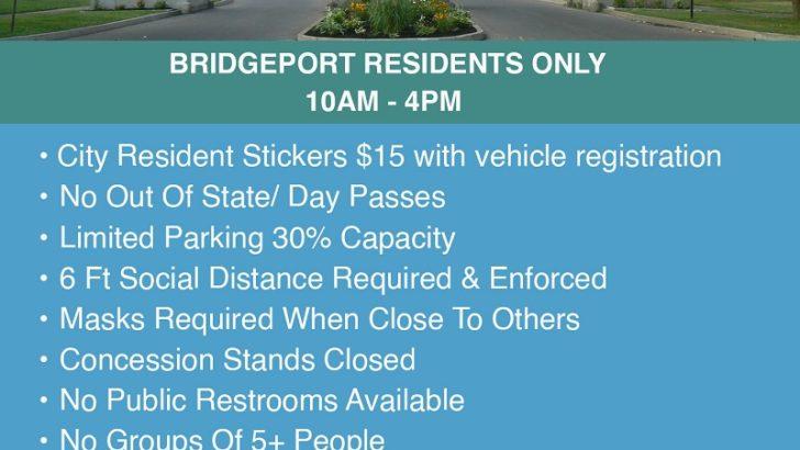 Bridgeport Mayor Ganim Announces City Parks Open for the Season