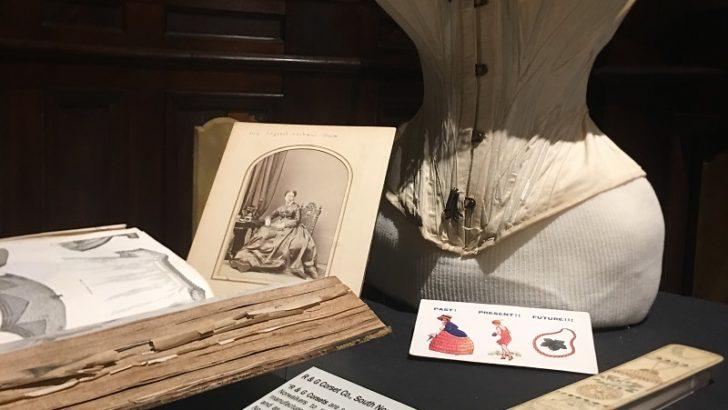 Lockwood-Mathews Mansion Museum Wins Prestigious Award for  Women Suffrage Exhibit