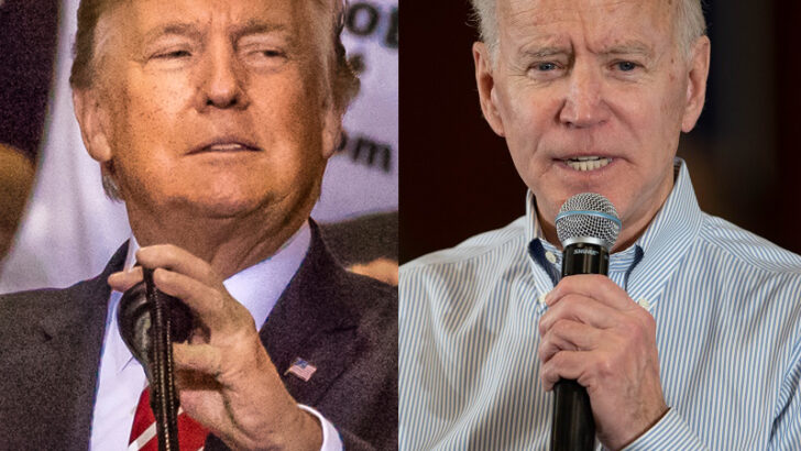 QU Poll: Biden with steady lead over Trump in new national poll
