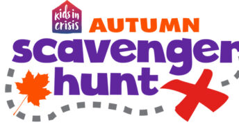 Kids In Crisis to host its second community-wide Scavenger Hunt