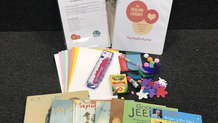 Healing Library Kits Available at Norwalk Public Library