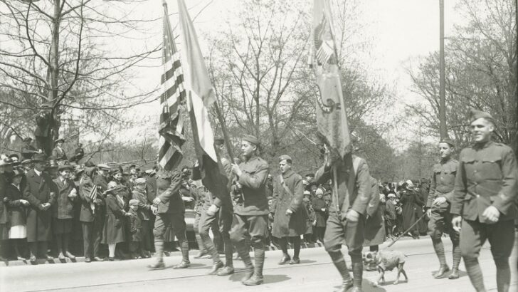 """""""Connecticut's Role in World War I""""  Virtual Lecture by Christine Pittsley of the CT State Library – Hosted by the Weston Historical Society"""