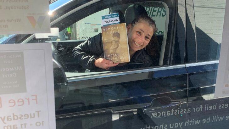 Wilton Library hosts Wilton Reads author virtually April 15