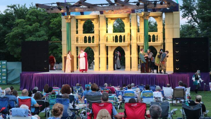 Free Shakespeare returns to Stamford