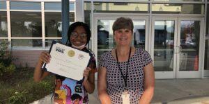 WCSU announces winner of 2021 Environmental Stewardship Competition