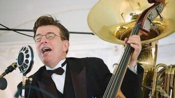 Grammy-Award Winning Vince Giordano's Traditional Jazz Ensemble to Perform Live During  Roaring 20's Lawn Party at Weston History and Culture Center