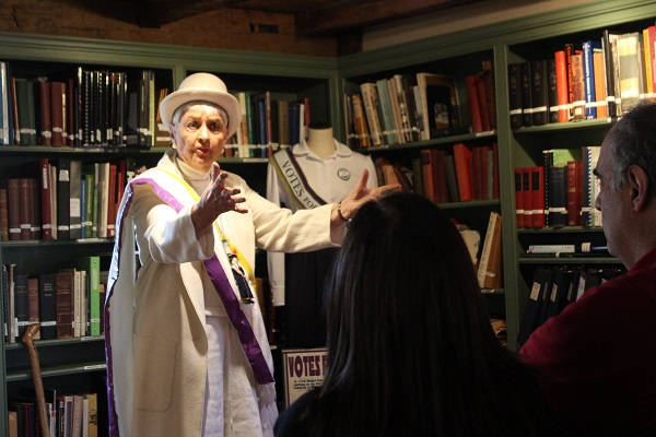 Mary E Woolley – activist, educator & president of Mount Holyoke College – Brought to Life During Upcoming Virtual Presentation