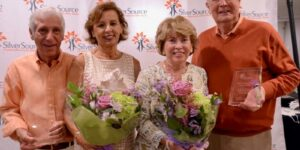 SilverSource honors Feigherys, Salvatores at annual golf event